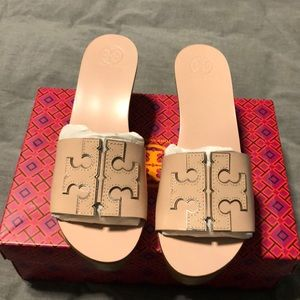 Tory Burch slide sandal